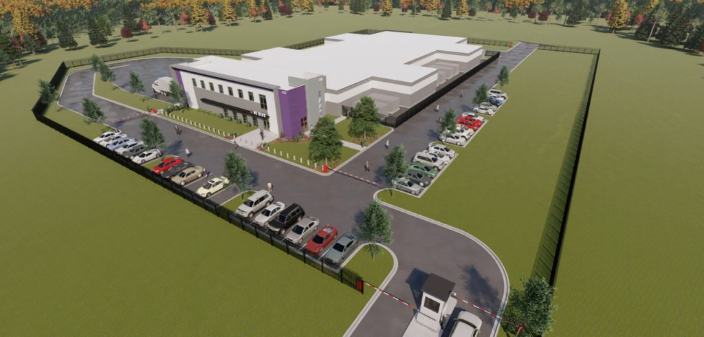 Greenville SC Data Center